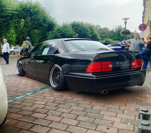 Ulterior Motives 1995-2000 Lexus LS400 Weld-On Rear Fender Flares (a pair)