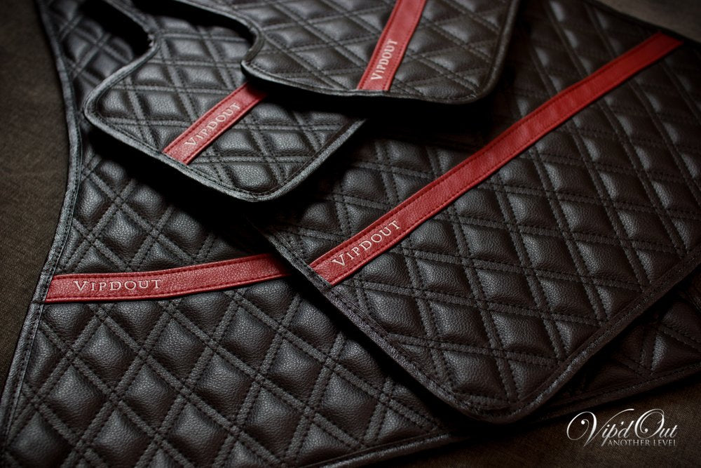 VIPDOUT BRAND FLOORMATS