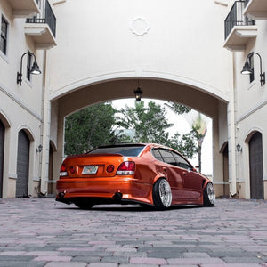 Ulterior Motives 1998-2005 Lexus GS300/GS400 Weld-On Rear Fender Flares (a pair)