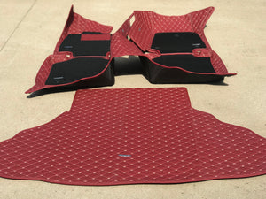 Ready to ship. Vipdout Highrise floormats 2007-2011 LS460L (sold)