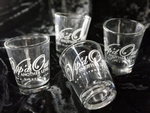 "Load image into Gallery viewer, Vipdout Shot Glasses ""sold in pairs"" ( Sold out )"