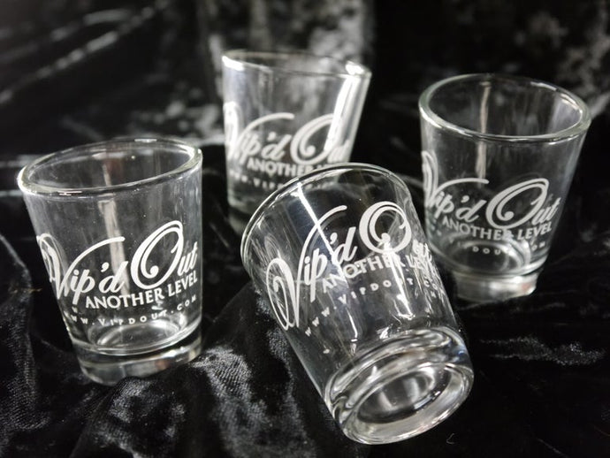 Vipdout Shot Glasses