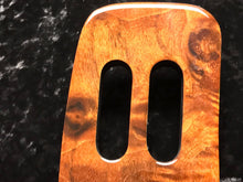 "Load image into Gallery viewer, Vipdout ""Walnut Burl"" Signature line Vip tray"