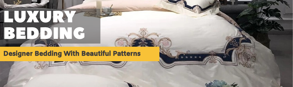 Luxury Bedding Sets & Duvet Covers Collection