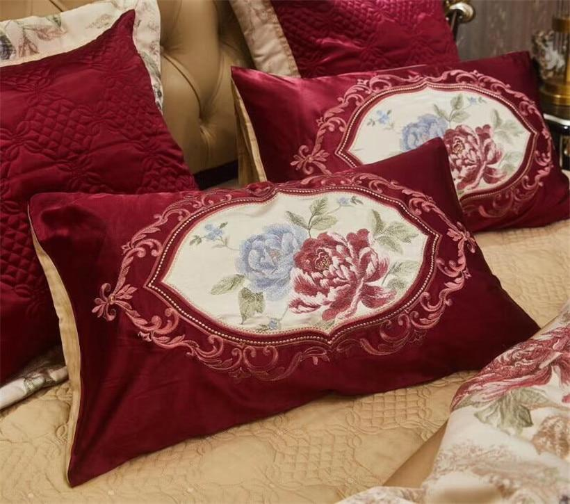 Luxury Blossom Floral Bedding Set