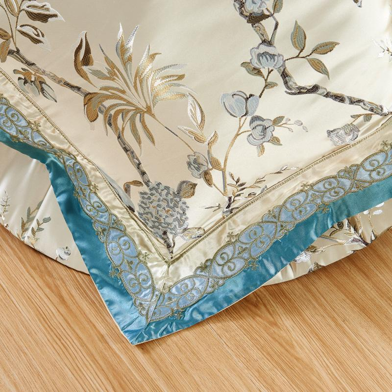Luxury Satin Duvet Cover Set