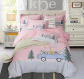Cute Kids Egyptian Cozy Bedding Set
