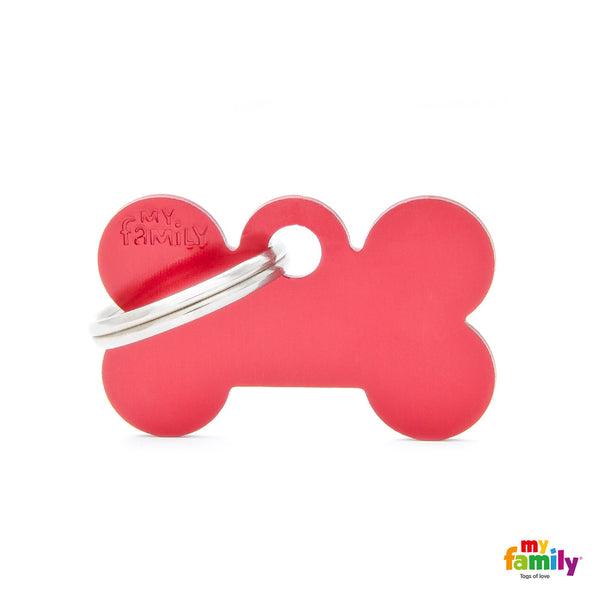 Small Bone Red Tag