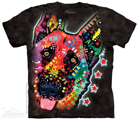 """German Shepherd Russo T-shirt"""