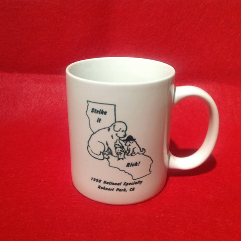 1998 National Specialty Mug