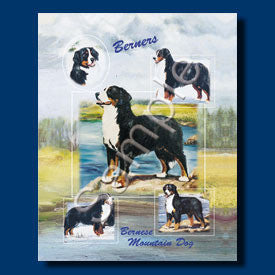 Small Bernese Gift Bags