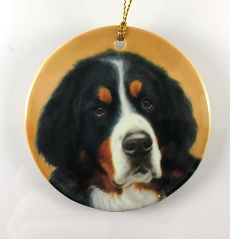 """BMD Ceramic Ornament"""