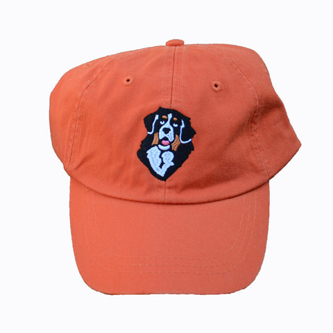 Cool-Crown Berner Cap - Burnt Orange