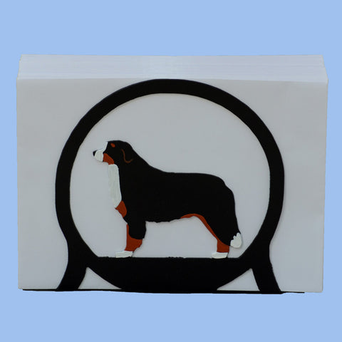 Bernese Napkin/Letter Holder