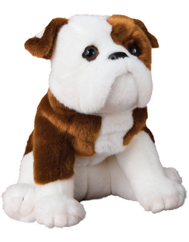 Hardy Bulldog Plush Toy