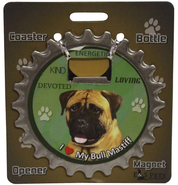 Bullmastiff 3 in 1 Bottle Ninja