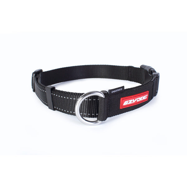 """Checkmate Big Dog Martingale Style Collar"""