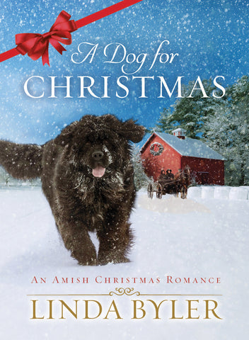A Dog for Christmas - an amish christmas romance