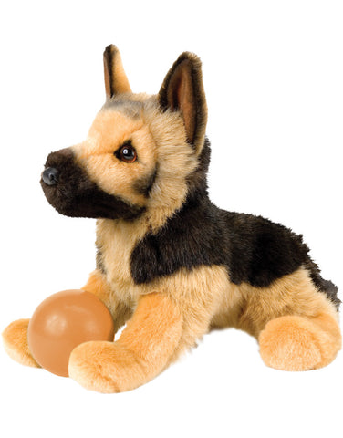 General German Shepherd Plush Toy