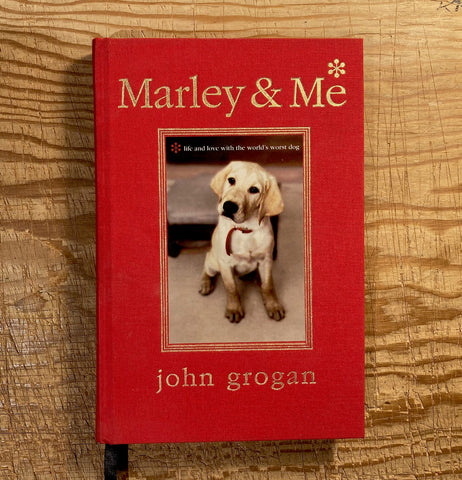 Marley & Me Illustrated Edition: Life and Love with the World's Worst Dog, new