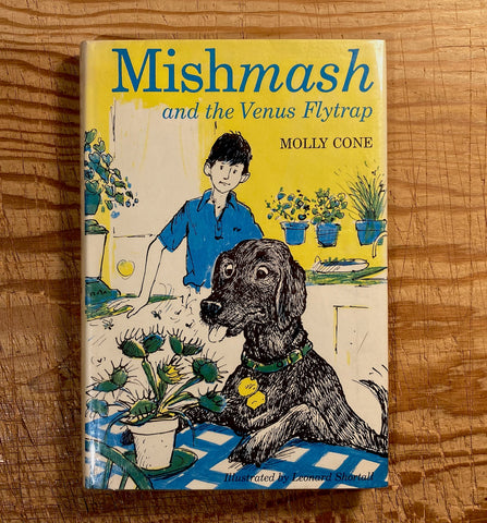 mishmash and the venus flytrap, 1976, used
