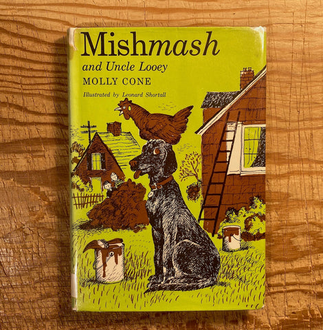 mishmash and uncle looey, 1968, used