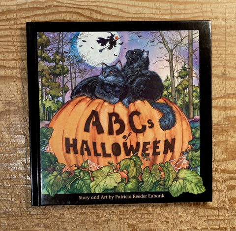 abcs of halloween, new
