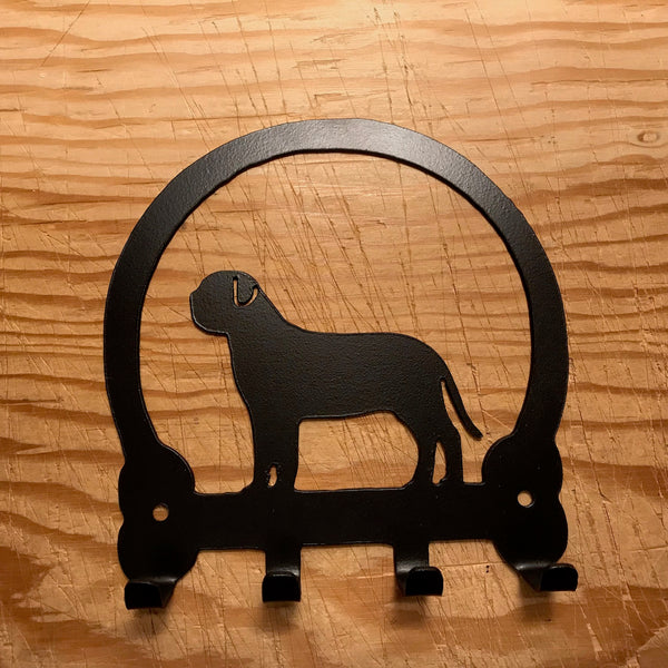 Mastiff Key Holder - unpainted