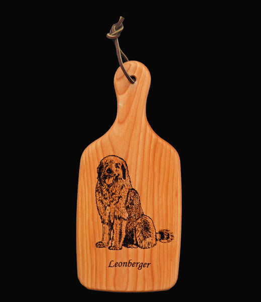 Cherry Leonberger Outdoor/Cheese Board