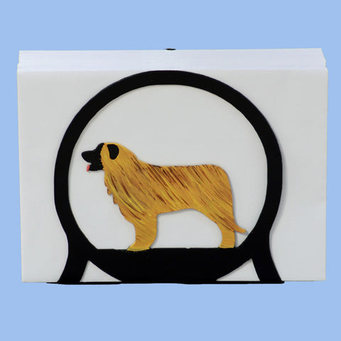 Leonberger Napkin/Letter Holder