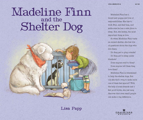 "Madeline Finn and the Shelter Dog ""NEW"""