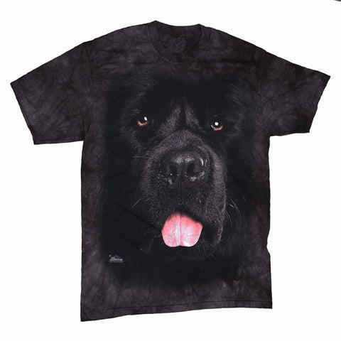 """Newfoundland Big Face T-shirt in Youth sizes"""