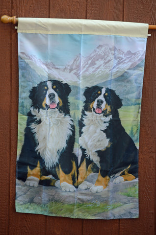 Athos & Isis – 1 ply full sized flag