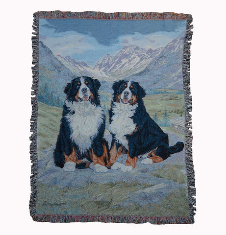 Two Berners, Throw