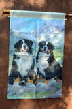 Athos & Isis – 3 ply full sized flag