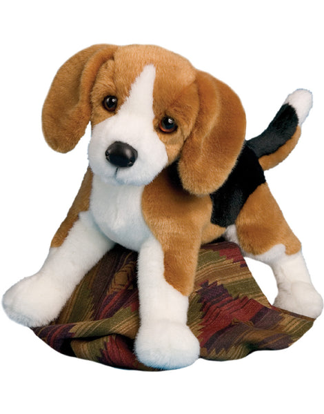 Bernie Beagle Plush Toy
