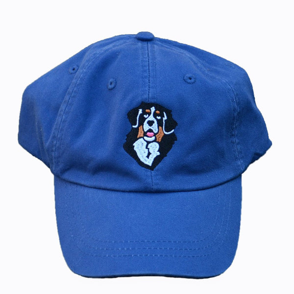 Cool-Crown Berner Cap - Royal Blue