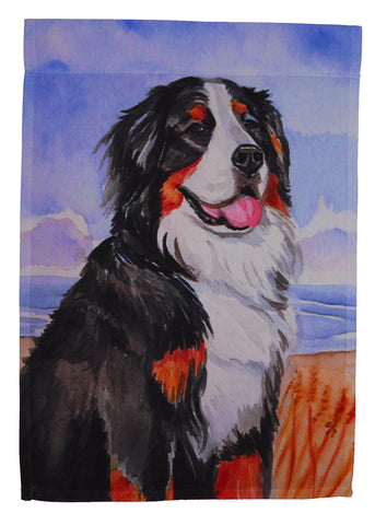 Bernese, Summer Day - Garden Sized Flag