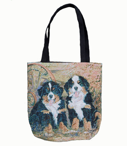 """Cornish Delight, Tapestry Tote Bag*"""