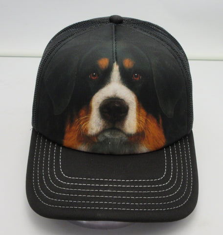 Adult Trucker Hat - Bernese