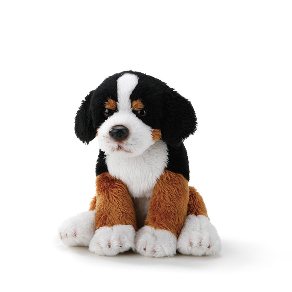 Bernese Mountain Dog Beanbag Plush Toy