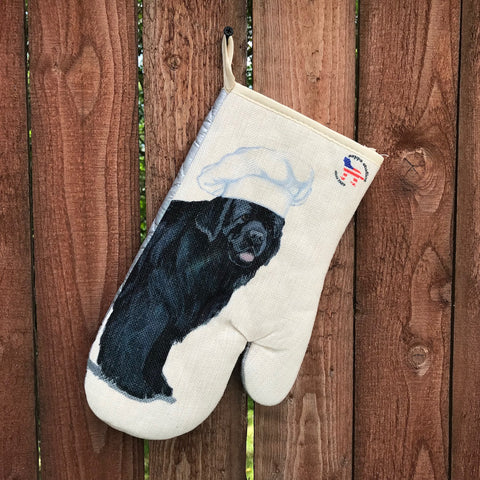 Newfoundland Oven Mitt - 3 colors