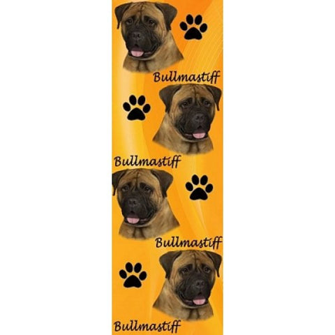 Bullmastiff Bookmark