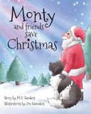 Monty and friends save Christmas