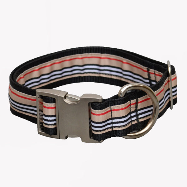 Heavy Duty Designer XL Collars - stripe