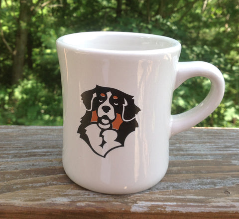 """Classic Bernese Coffee Shop Mug"""