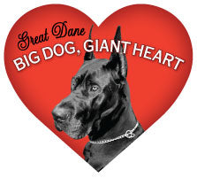 Big Dog, Giant Heart - Magnet