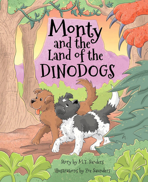Monty and the land of the DINODOGS