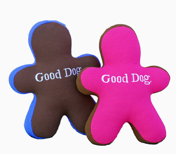 Slobber-Wick Good Dog Squeak Buddy - discontinued item