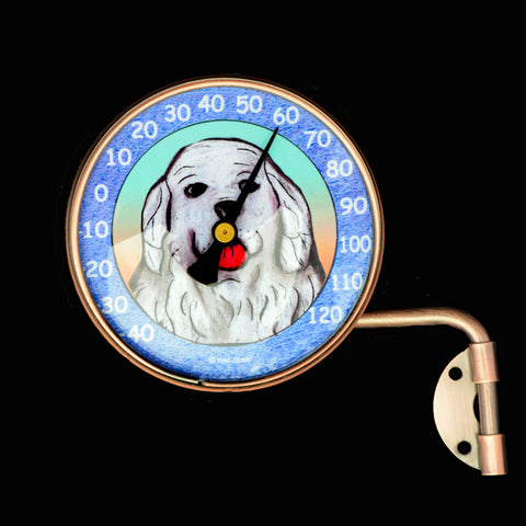 Indoor/Outdoor Pyr Thermometer